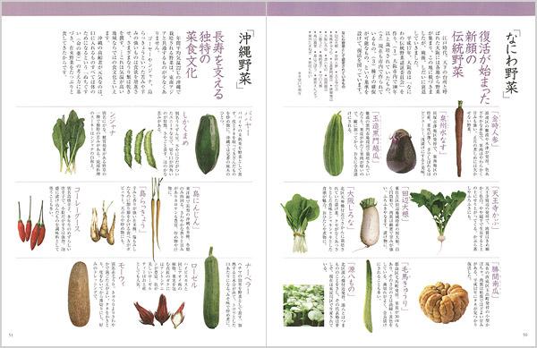 伝統野菜の魅力がわかる
