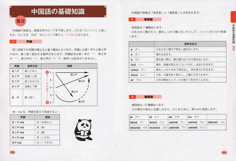 中国語の基礎知識をまとめて紹介