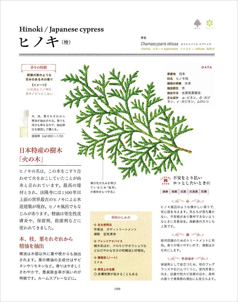 クスノキ、ユズ、ヒノキ—。日本の精油14種を紹介